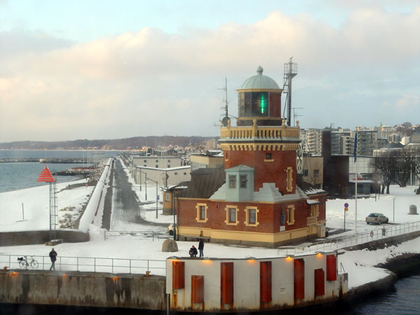 Helsingborg, the Lighthouse